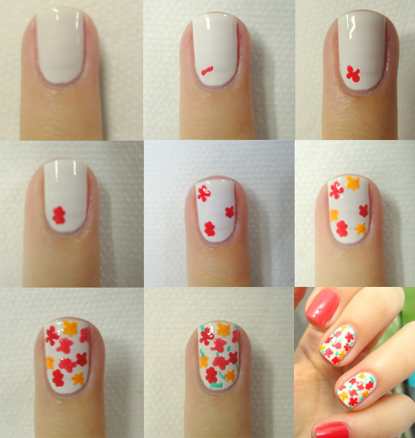 cabide-nails-floral-art-cabide-colorido
